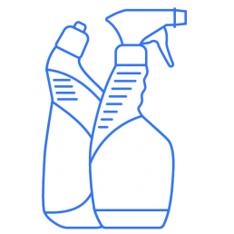 Cleaning Product Labels